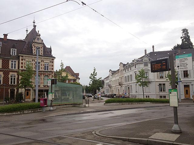 Wettsteinplatz