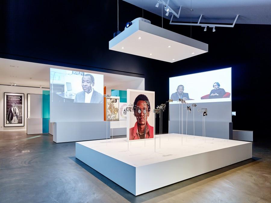 Ausstellungsansicht Raum 1, Prolog | Foto: © Vitra Design Museum, Mark Niedermann