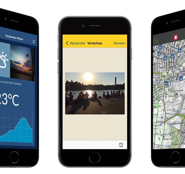 Der Sommer ist da! Diese 4 Apps machen deine Semesterferien noch schöner