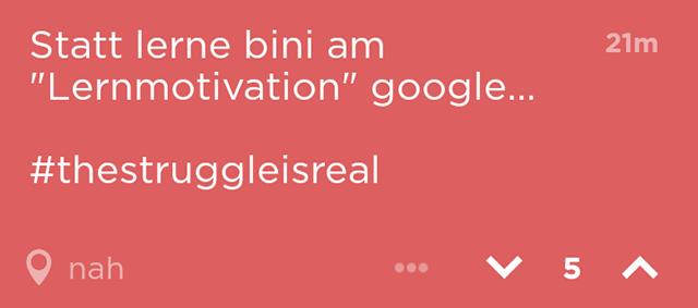jodel_lernmotivation