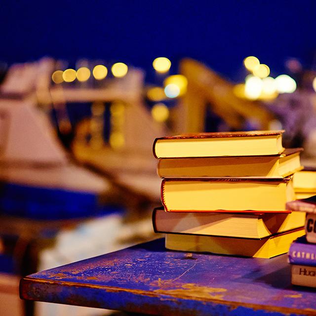 Lesetipps für laue Sommerabende