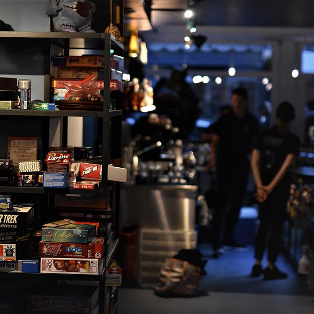 Die ManaBar – Treffpunkt Spielekultur in Basel