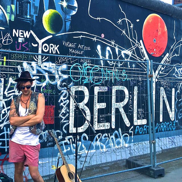 Meine Traumstadt für ein Auslandssemester: </br></br> Berlin. Keine klassische Schönheit, dennoch eine lebendige Stadt mit unendlich vielen Möglichkeiten.