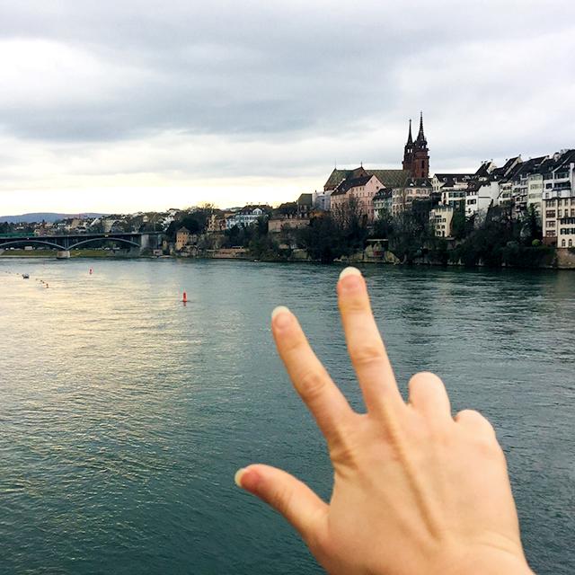 Drei Dinge, die ich an Basel vermissen werde