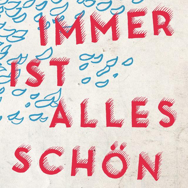 Mein Lieblingsbuch: </br></br> «Immer ist alles schön» von Julia Weber