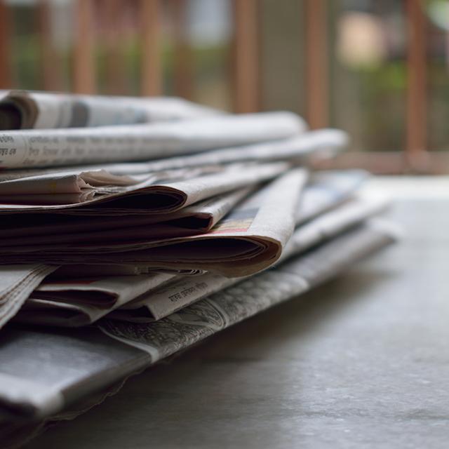Mein Traumjob: </br></br> Journalistin. Man hat immer mit neuen Menschen und Geschichten zu tun. Das hat mich schon immer fasziniert.
