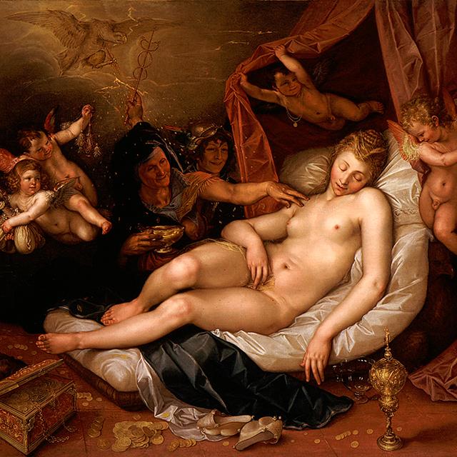 Meine Lieblingsvorlesung bisher: </br></br> Manier und Manierismus. Der Herbst der Renaissance von Prof. Dr. Andreas Beyer