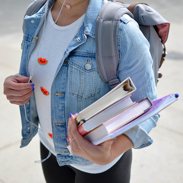 Mein Traumjob: </br></br> Dafür bezahlt zu werden, Studentin zu sein.