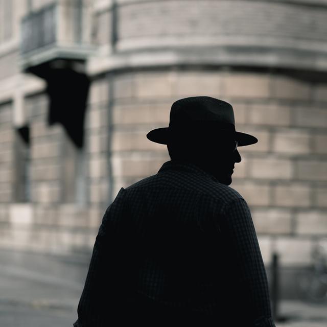 Mein erster Berufswunsch: </br></br> Detektiv