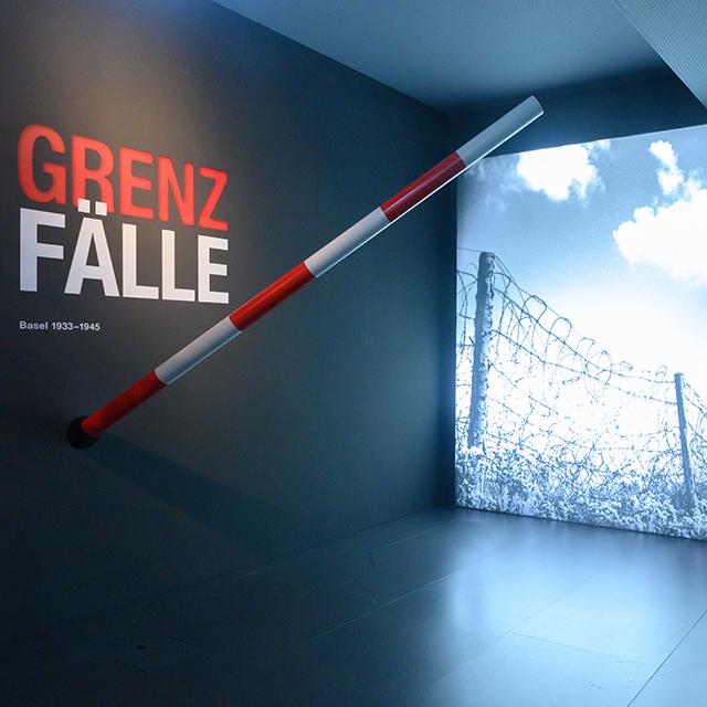 Ein Besuch in der Ausstellung «Grenzfälle»