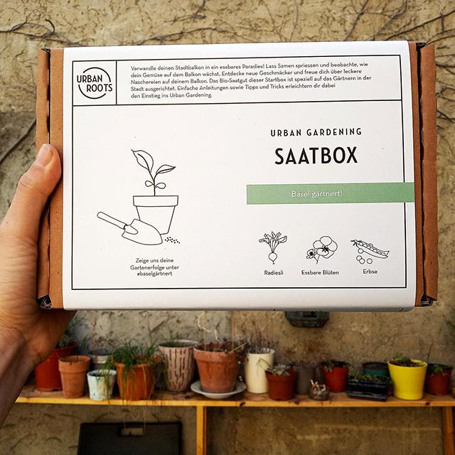 Urban Roots Saatbox