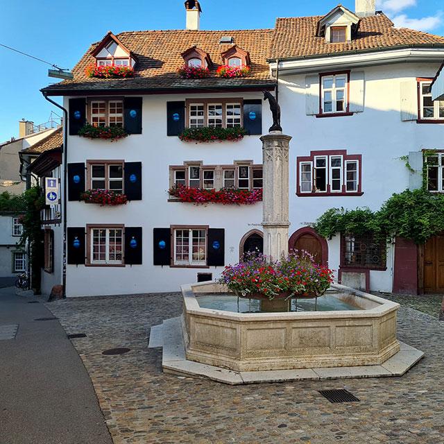 Brunnen am Gemsberg